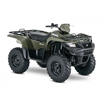 2018 Suzuki KingQuad 500 for sale 200706017
